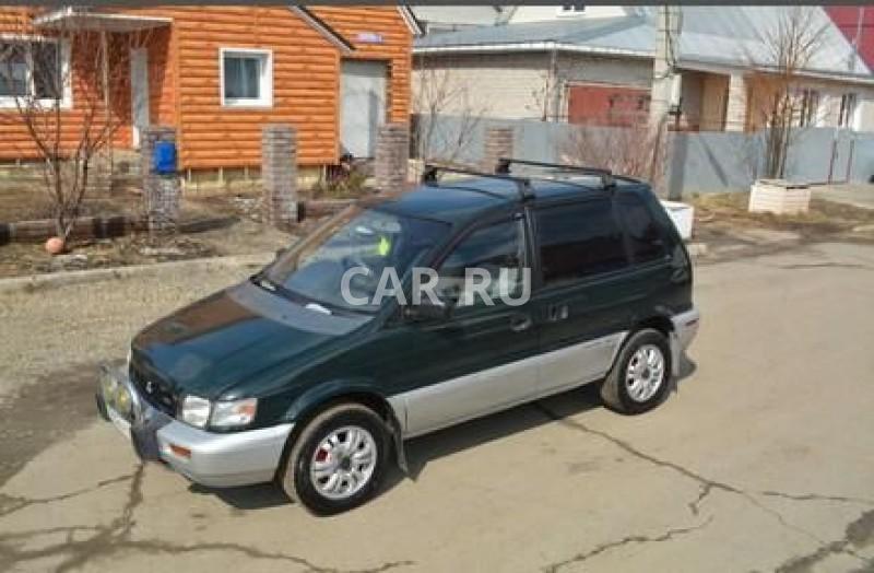 Mitsubishi RVR, Барнаул