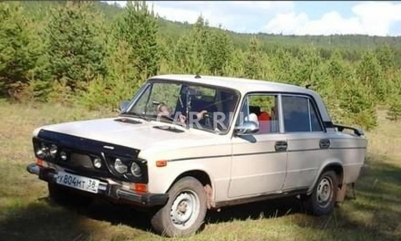 Lada 2106, Балаганск