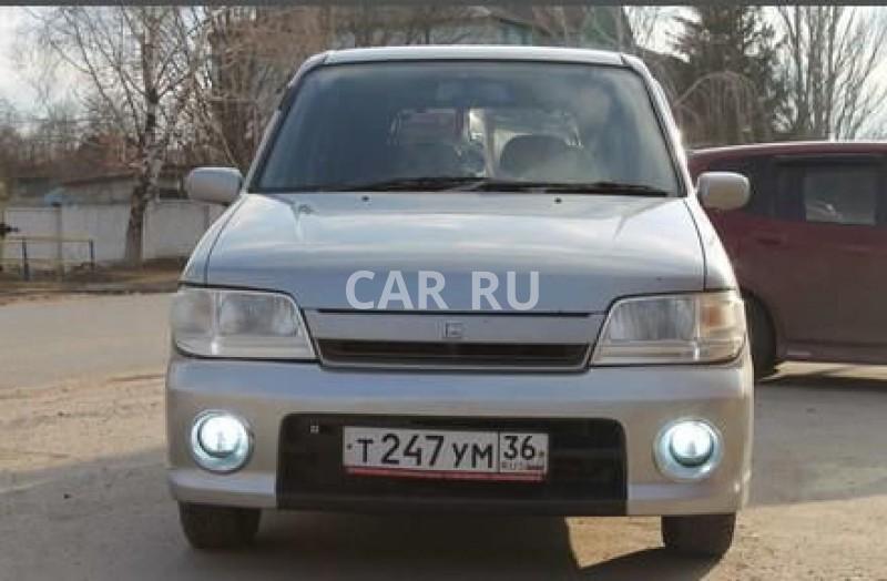 Nissan Cube, Алексеевка