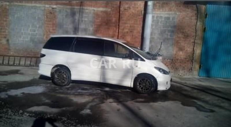 Toyota Estima, Ачинск
