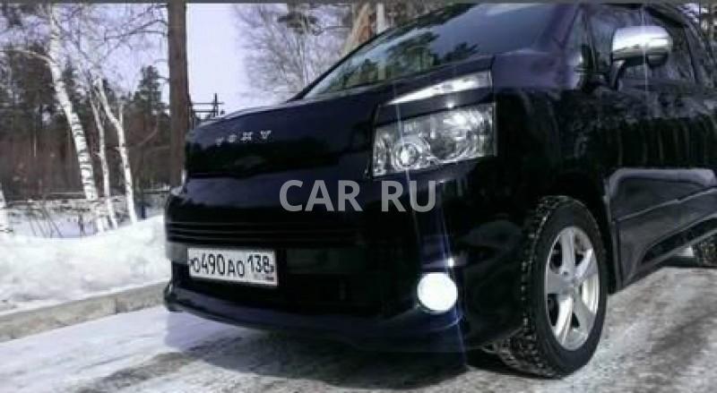 Toyota Voxy, Ангарск