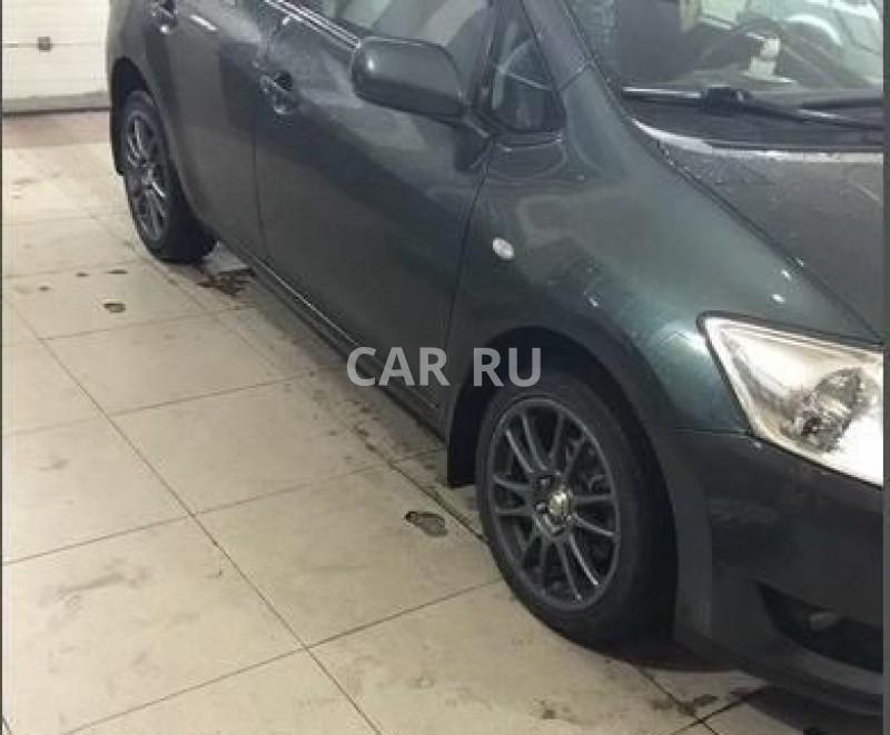 Toyota Auris, Белгород