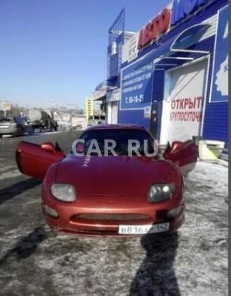 Mitsubishi FTO, Барнаул