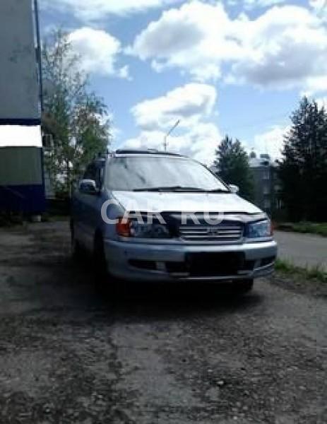 Toyota Ipsum, Алдан