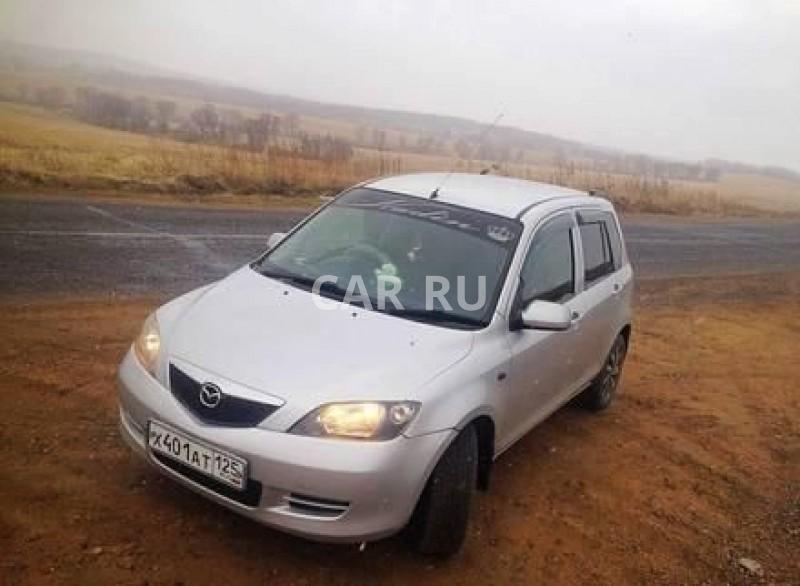 Mazda Demio, Арсеньев