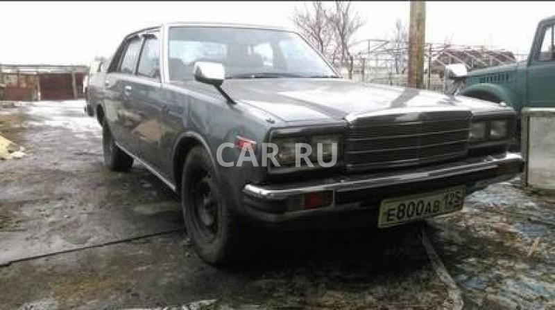 Nissan Laurel, Арсеньев