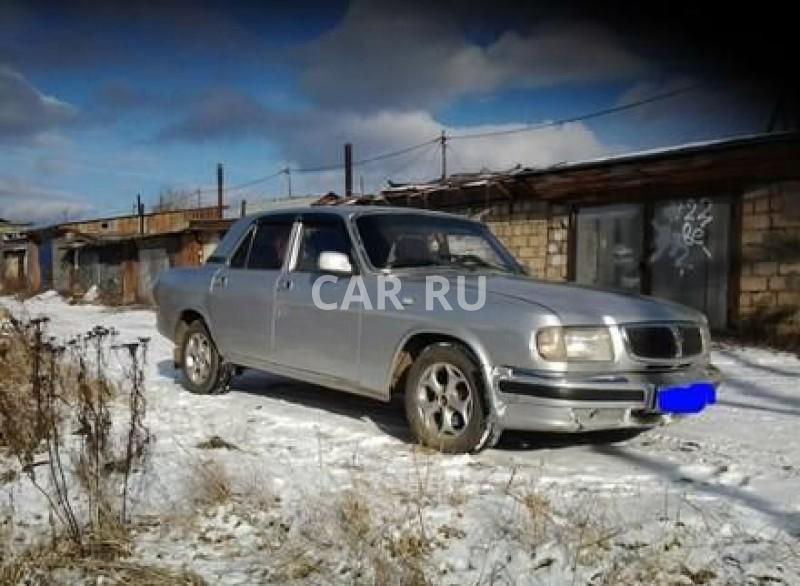 Газ Volga, Алдан