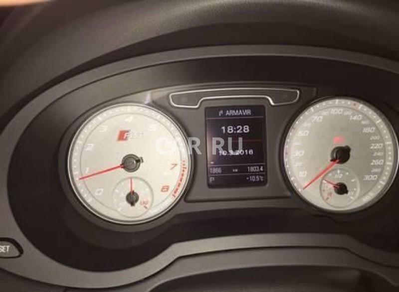 Audi RS Q3, Армавир