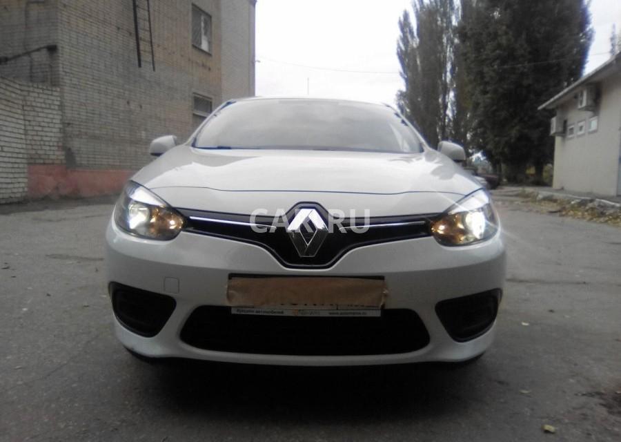 Renault Fluence, Балаково