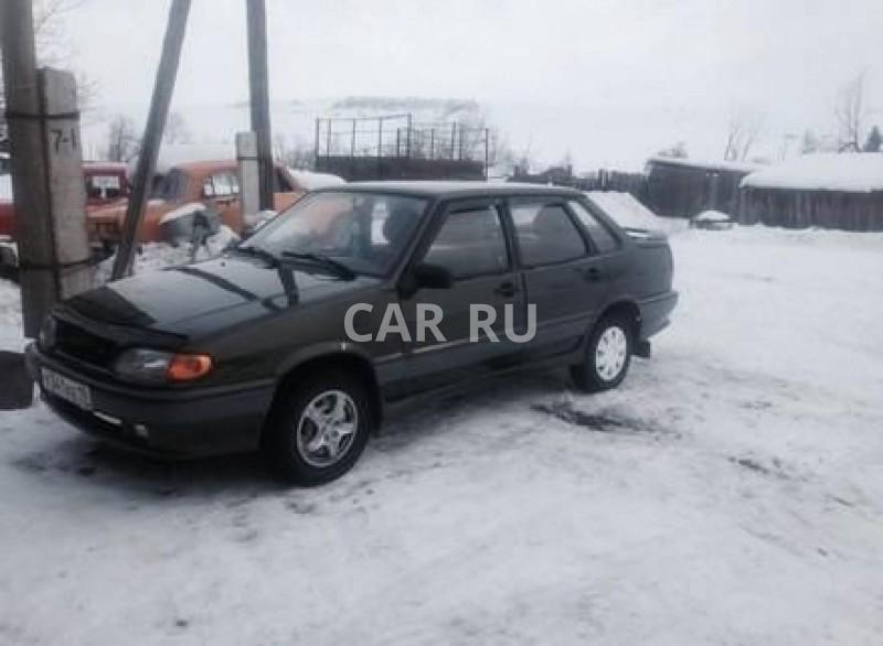 Lada 2115, Абакан