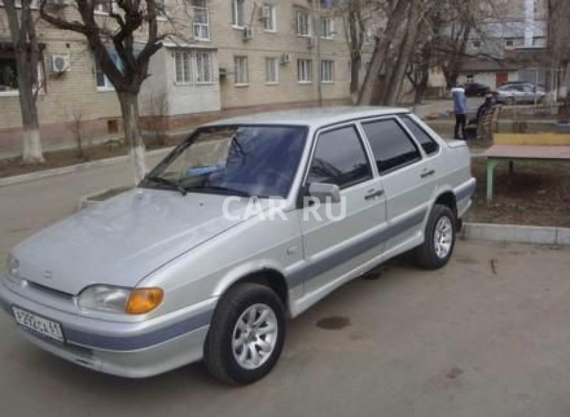 Lada 2115, Азов