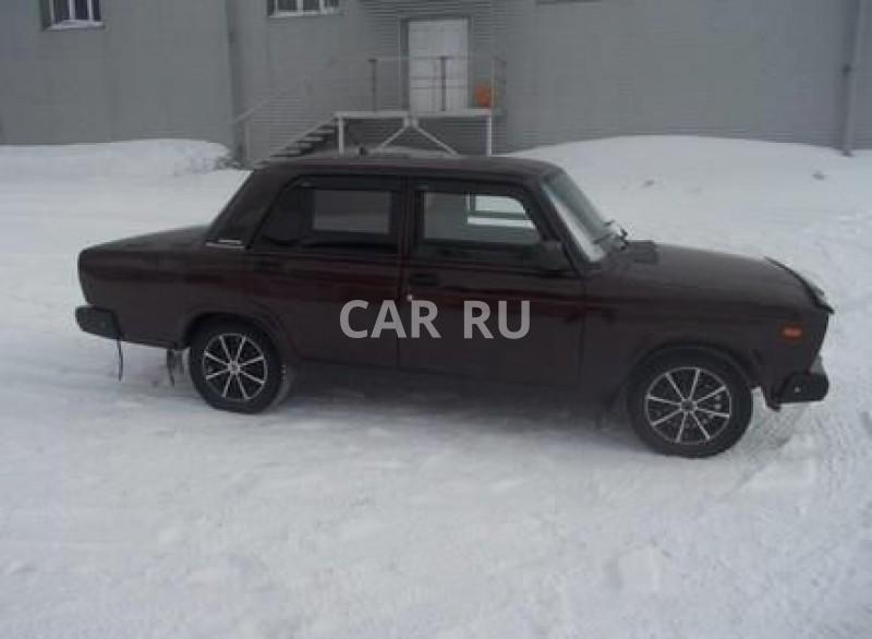Lada 2107, Алдан