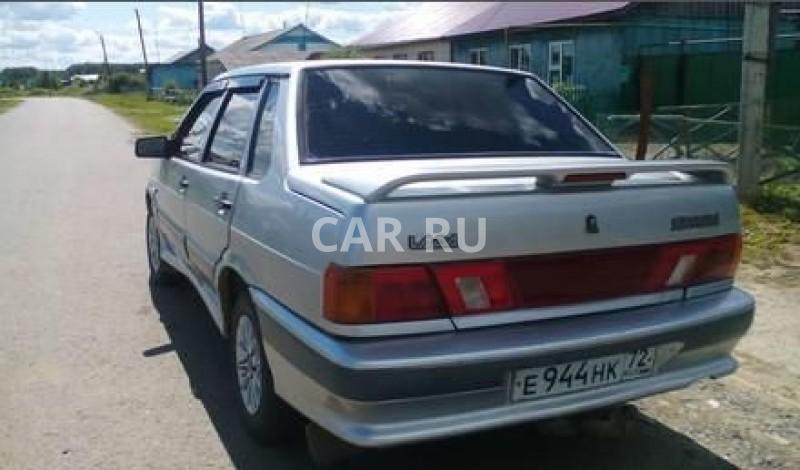 Lada 2115, Аромашево