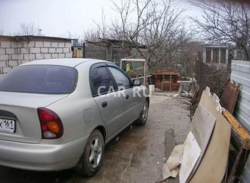 Chevrolet Lanos, Аксай