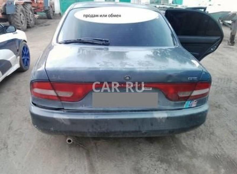 Mitsubishi Galant, Абинск