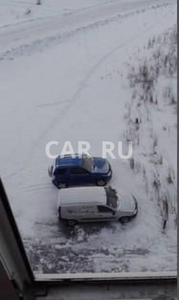 Lada Largus, Барнаул