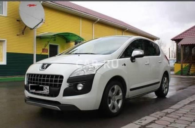 Peugeot 3008, Ачинск