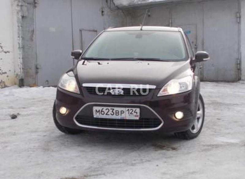 Ford Focus, Ачинск