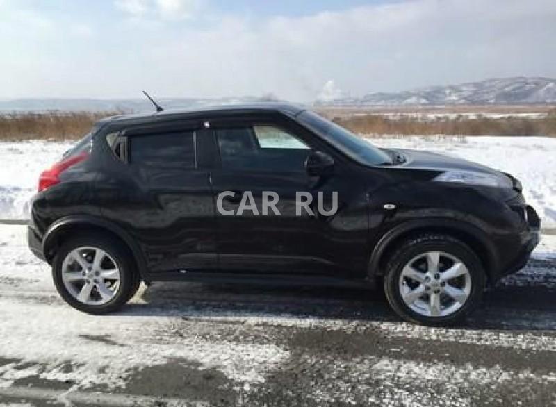 Nissan Juke, Артём