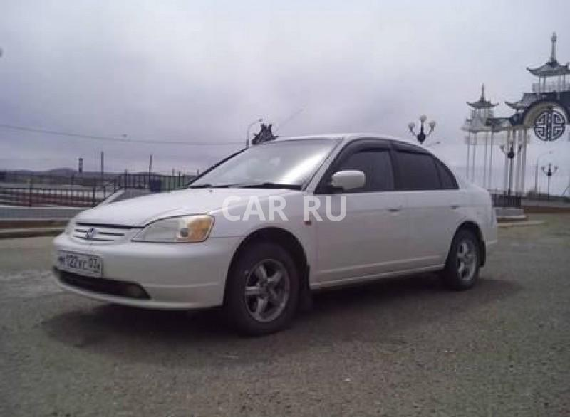 Honda Civic Ferio, Агинское