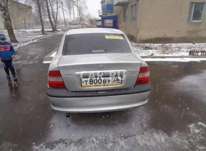 Opel Vectra, Анна