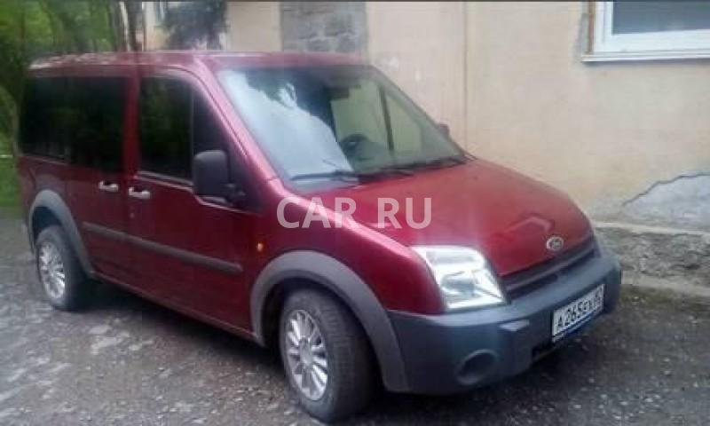 Ford Tourneo Connect, Алупка
