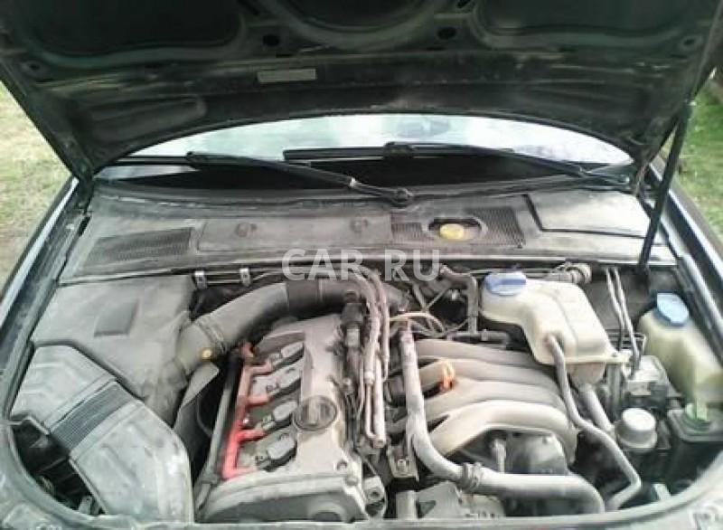 Audi A4, Ачинск