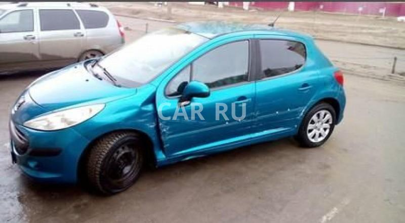 Peugeot 207, Астрахань