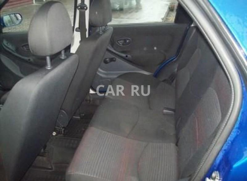 Fiat Albea, Бачатский