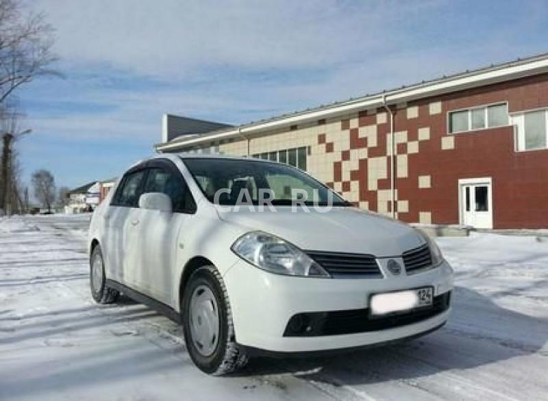 Nissan Tiida Latio, Ачинск