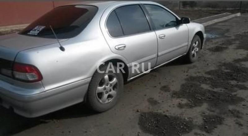 Nissan Cefiro, Анжеро-Судженск