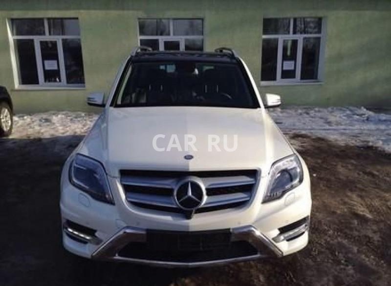 Mercedes GLK-Class, Альметьевск