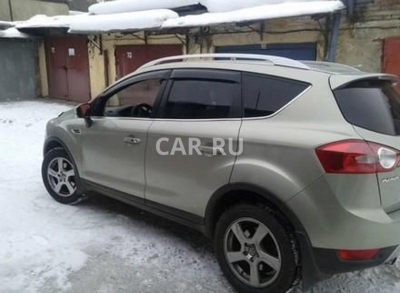 Ford Kuga, Ангарск