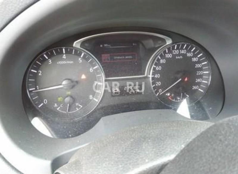 Nissan Teana, Архангельск