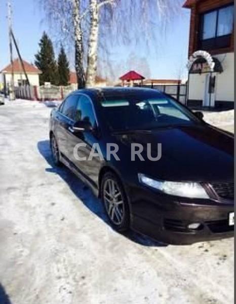 Honda Accord, Алтайское