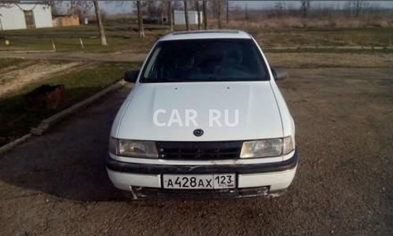 Opel Vectra, Анастасиевская