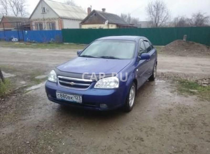 Chevrolet Lacetti, Ахтырский