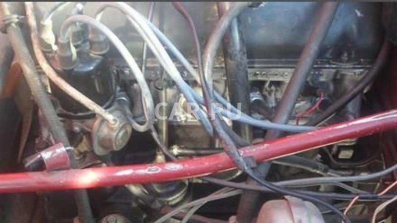 Lada 2121, Аскиз