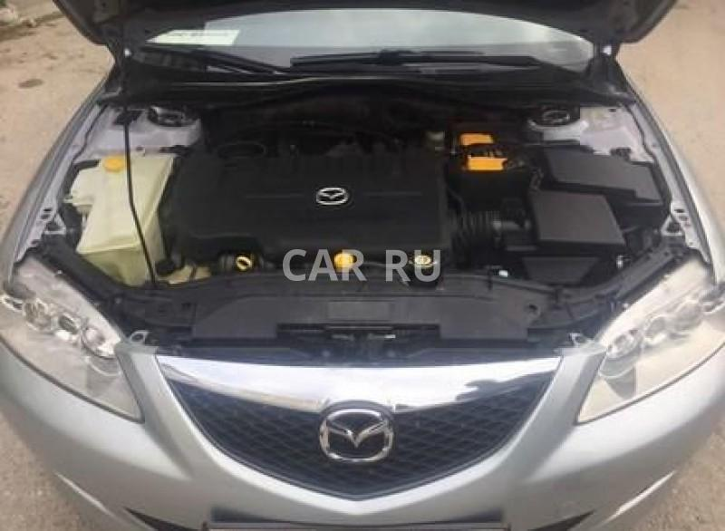 Mazda 6, Алушта