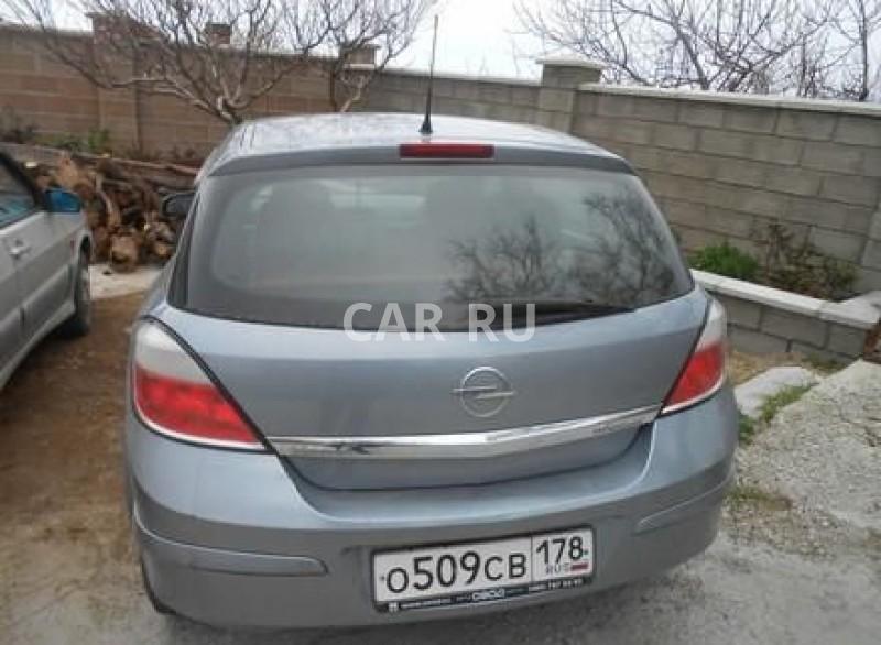 Opel Astra, Алупка