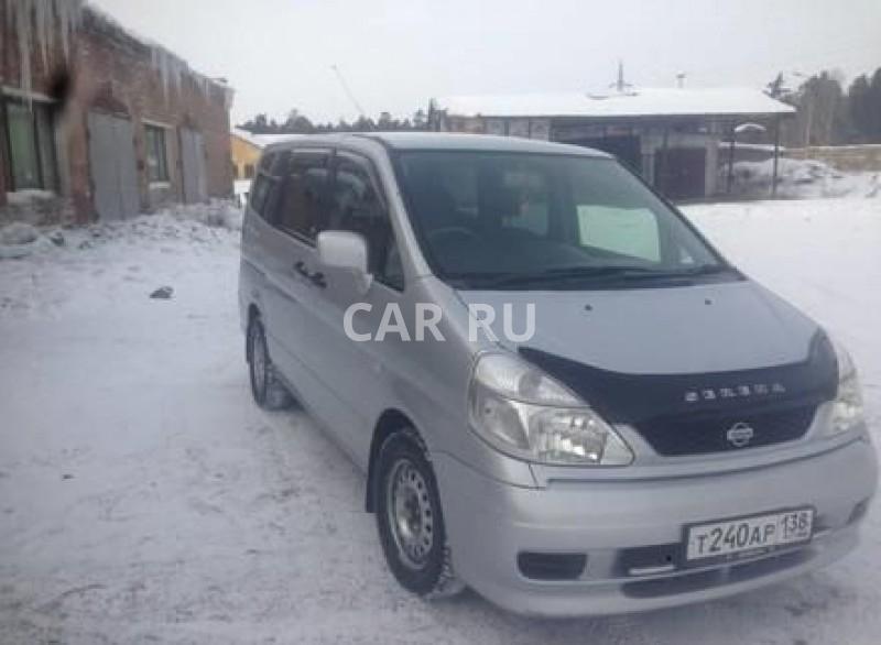 Nissan Serena, Ангарск