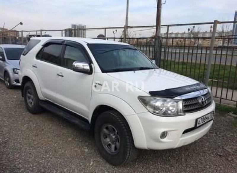 Toyota Fortuner, Астрахань