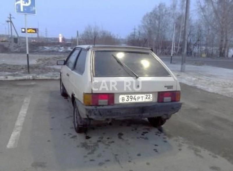 Lada 2108, Барнаул