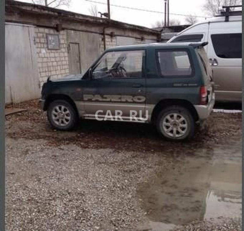 Mitsubishi Pajero Mini, Амурск