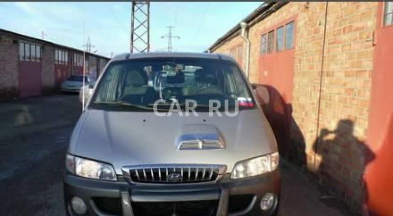 Hyundai Starex, Азов
