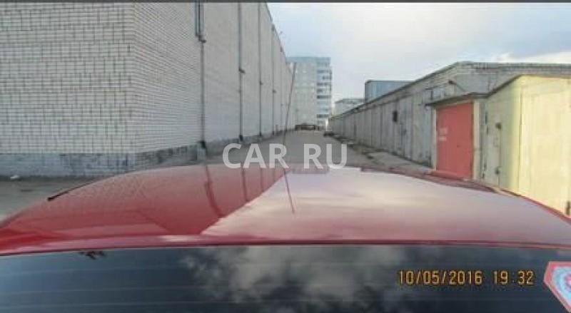 Renault Logan, Барнаул