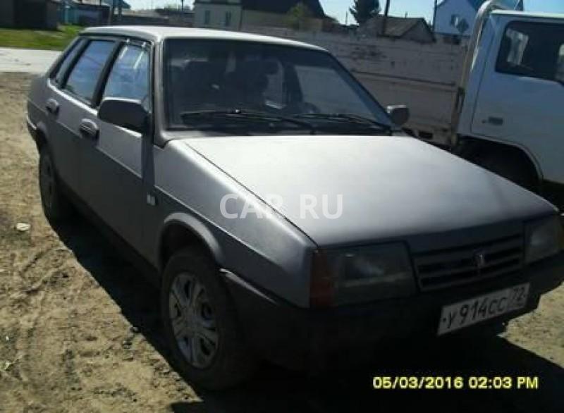 Lada 21099, Абатское