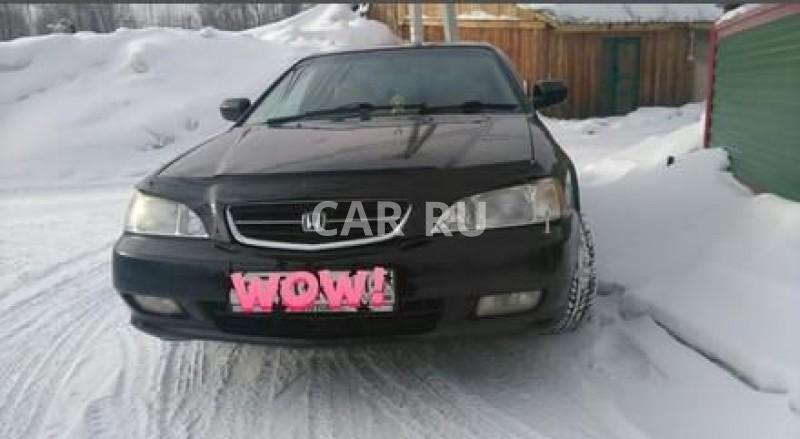 Honda Inspire, Алдан