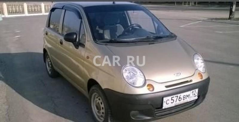 Daewoo Matiz, Армянск