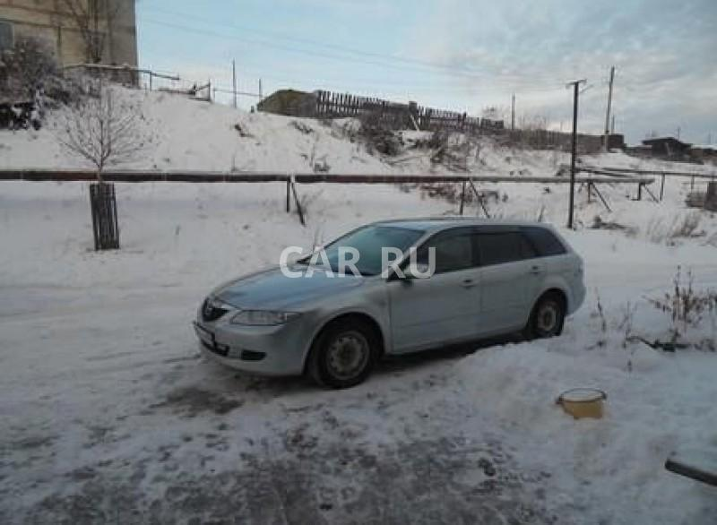 Mazda Atenza, Арти